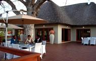 Drinks area Nahakwe